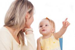 Во сколько дети начинают говорить: этапы формирования речи
