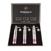 "Набор парфюма Montale 3x20ml ""Roses Musk + Roses Elixir + Ca"