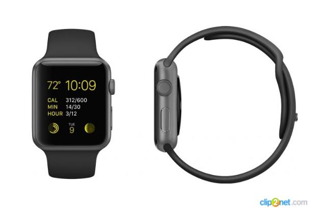 Умные часы и браслеты Apple