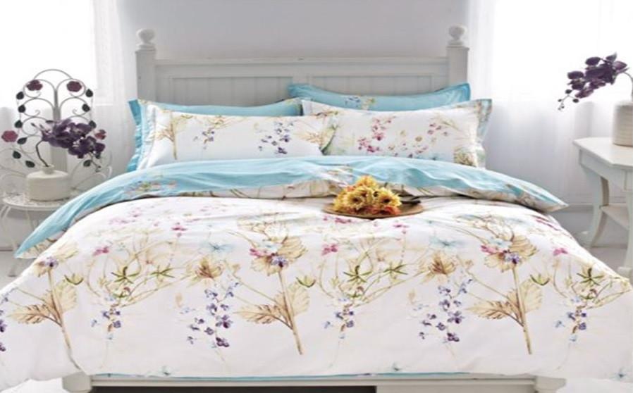 Комплект постельного белья-САТИН