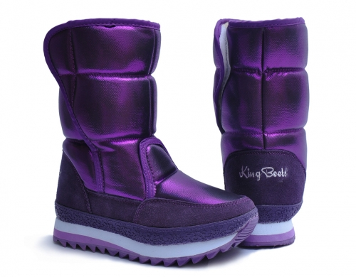 Дутики King Boots (стелька 25,5 см)