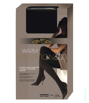 Колготки Omsa Warm Sensation 600 Den