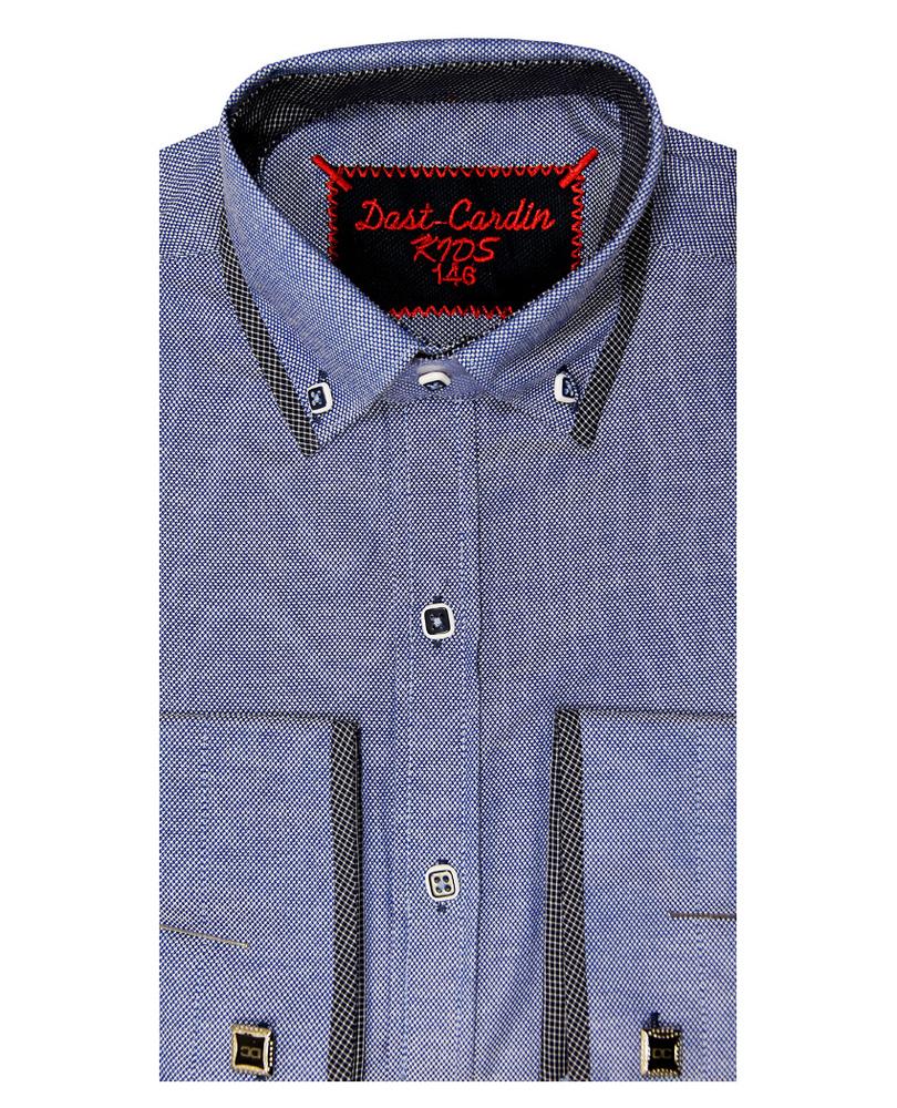 Рубашка трикотажная для мальчика, Dast cardin