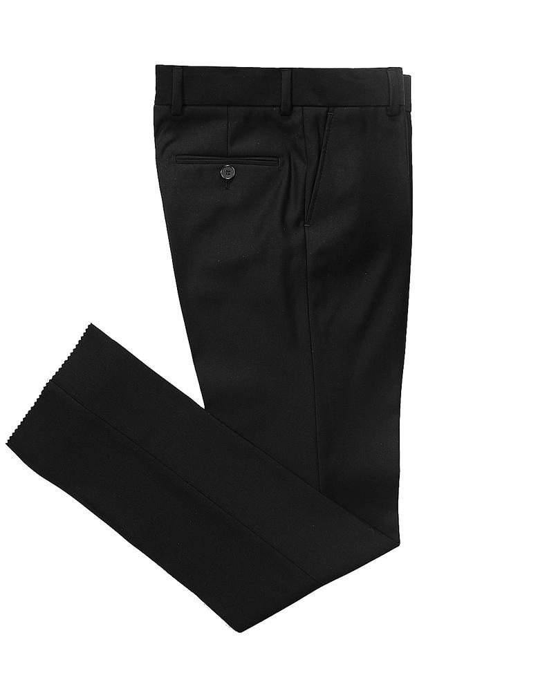 Школьные брюки для мальчика UNIK KIDS, черные