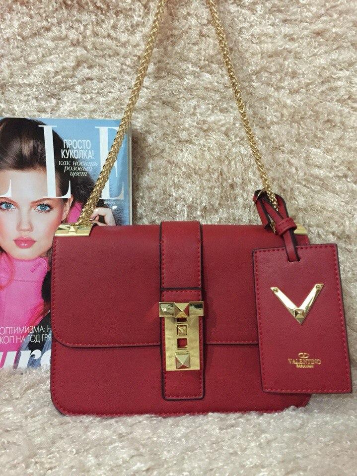 Элитные сумки от валентино
