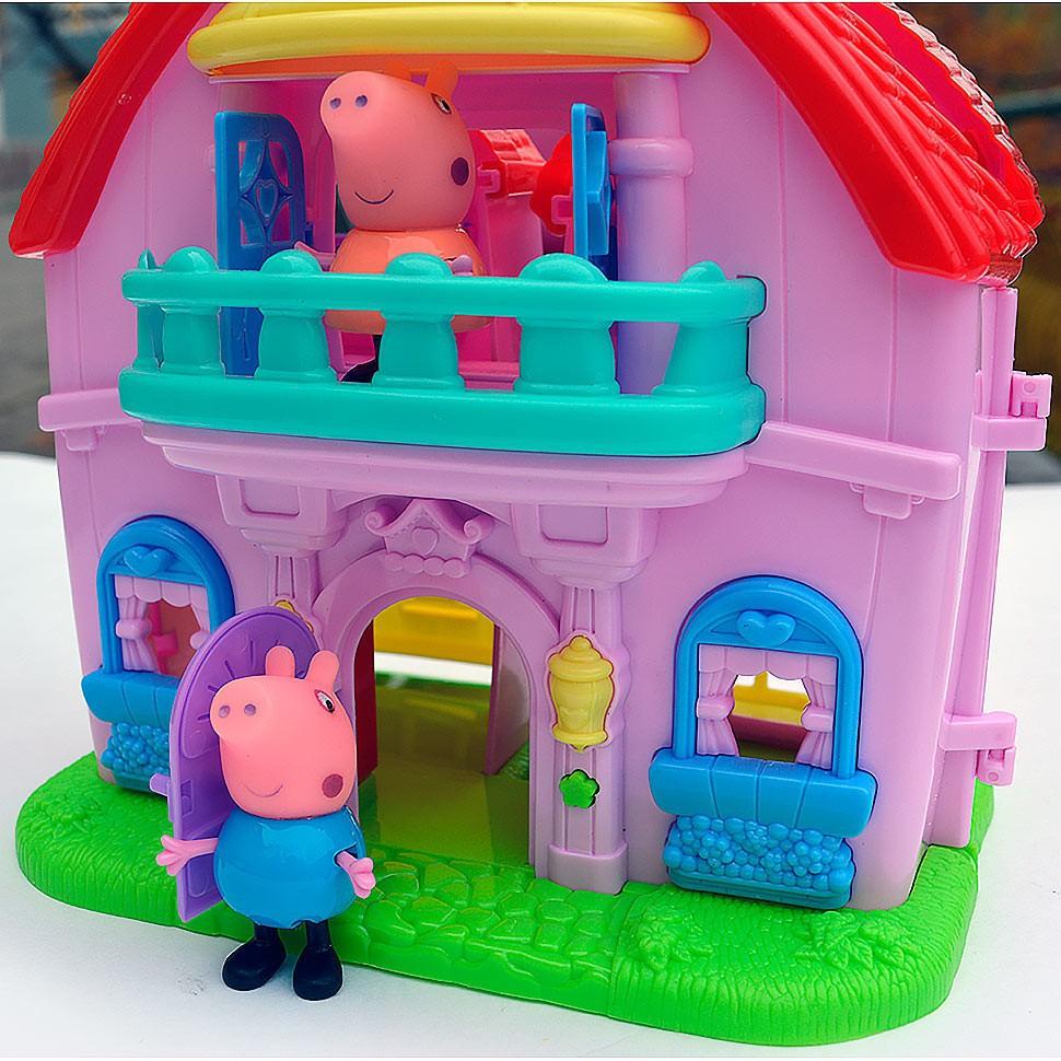 Свинка Пеппа / Peppa Pig Смотреть онлайн бесплатно