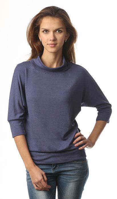пуловер женский летучая мышь доставка