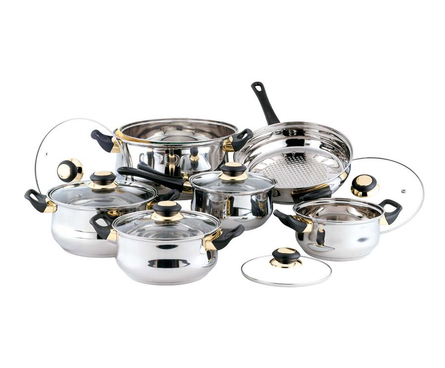 Набор посуды Bekker BK-201 Classic