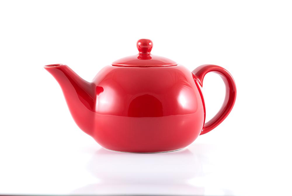 Чайник с фильтром-сеткой, 800мл.