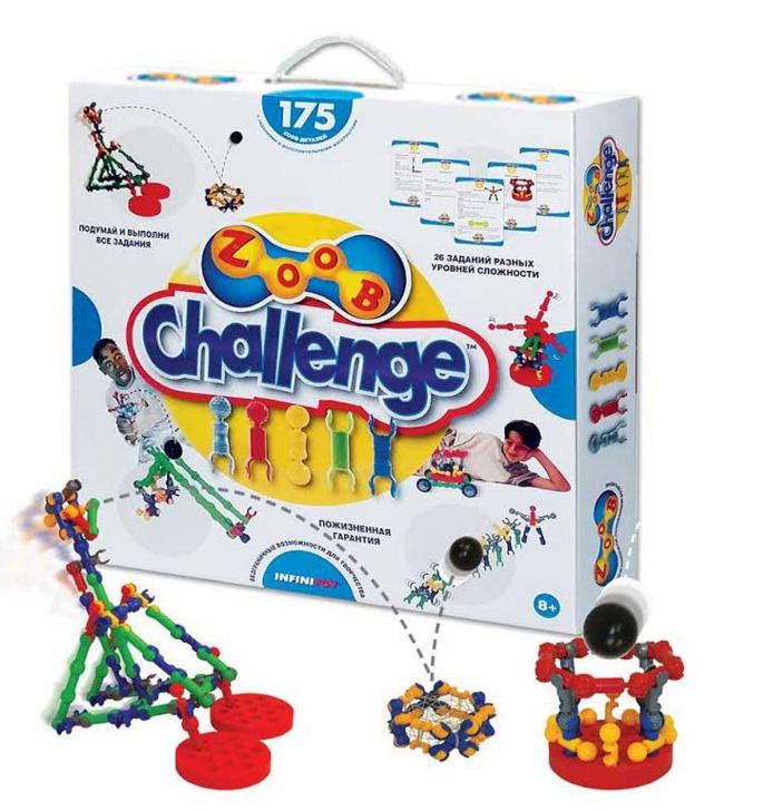 Конструктор ZOOB Challenge 175