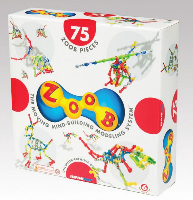 Конструктор ZOOB 75