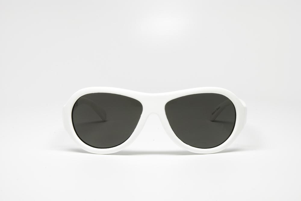 Солнцезащитные очки Babiators БЕЛЫЙ 0- 3 лет и 3-7+