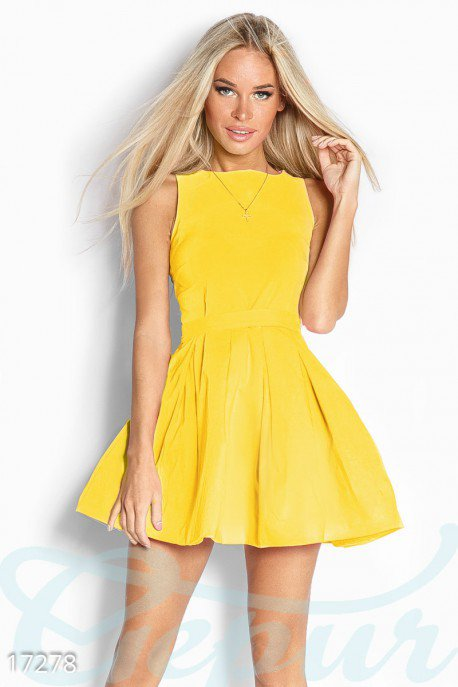 Платье-рубашка Gepur