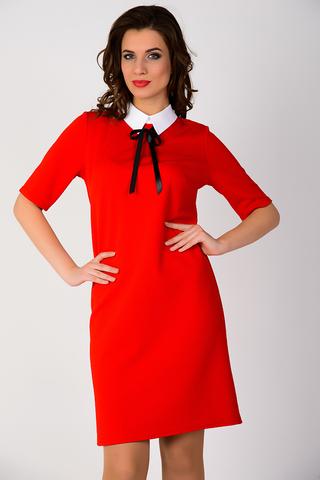 Платье версаче(алое)