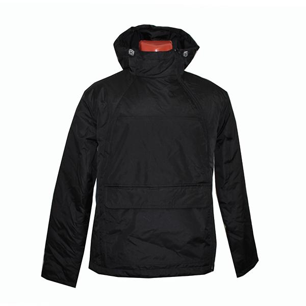 Куртка утепленная демисезонная мужская А-615 Broomball черна