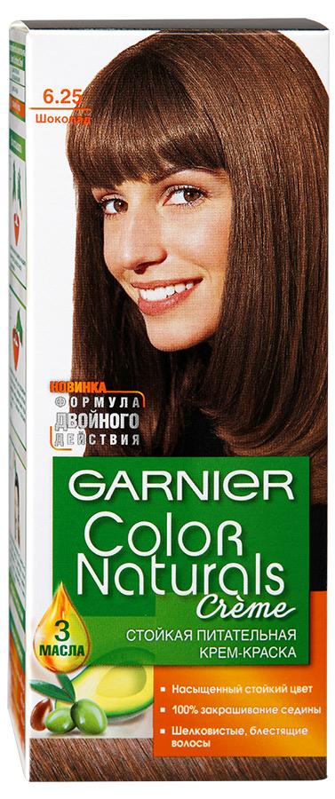 краска для волос гарньер отзывы шоколад