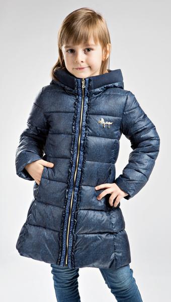 Осенняя куртка теплая