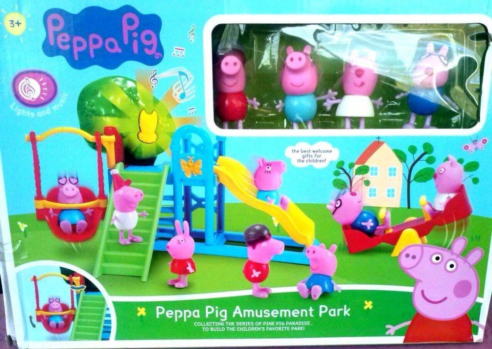 Игровой набор Свинка Пеппа (Peppa Pig) Детская площадка