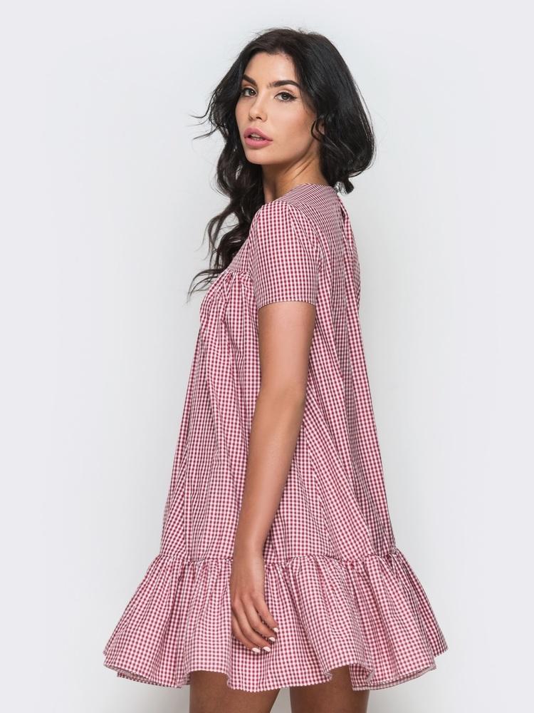 модные широкие платья фото с рюшками пределах поста
