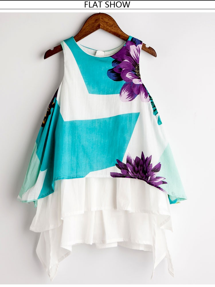 Платье (размеры от 2 до 8 лет)