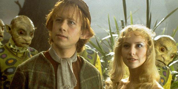 Страна фей / the magical legend of the leprechauns (1999) dvdrip.