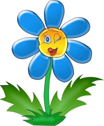 картинка для детей цветочки