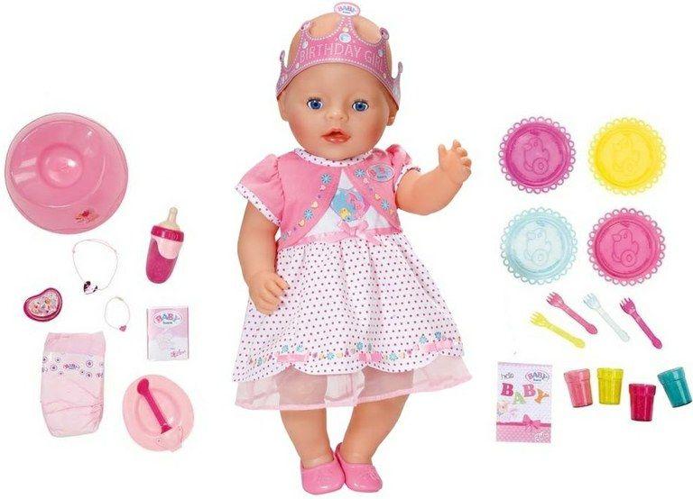Инструкция кукл беби берн