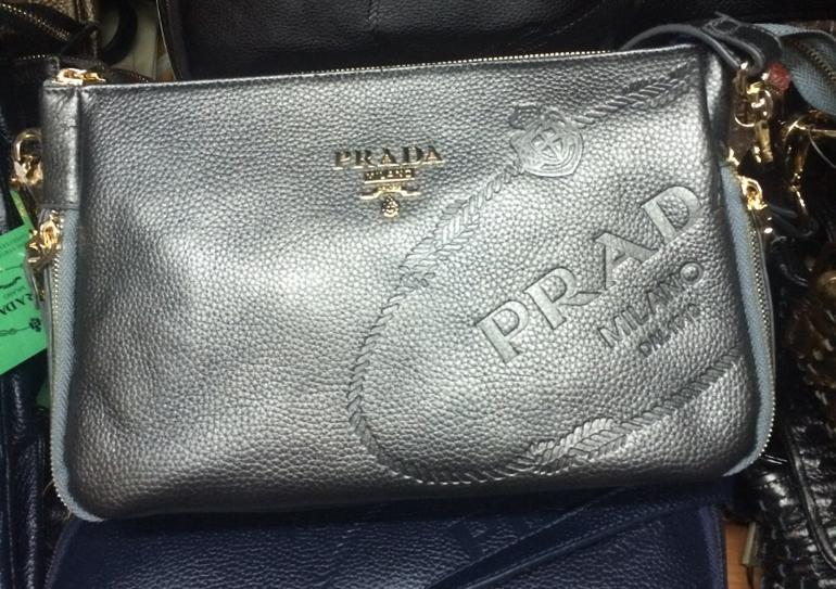 Сумка Прада кожаная l Купить сумки Prada Прадо женские