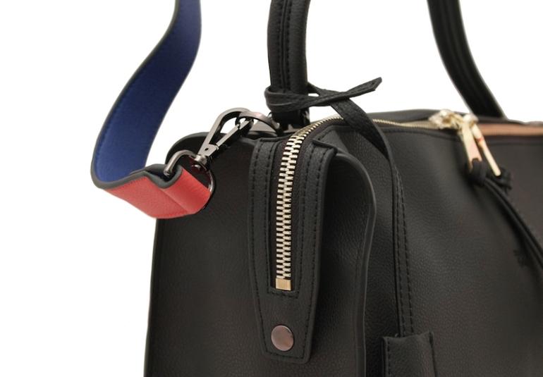 Купить Женскую черную сумку FENDI Peek-A-Boo в