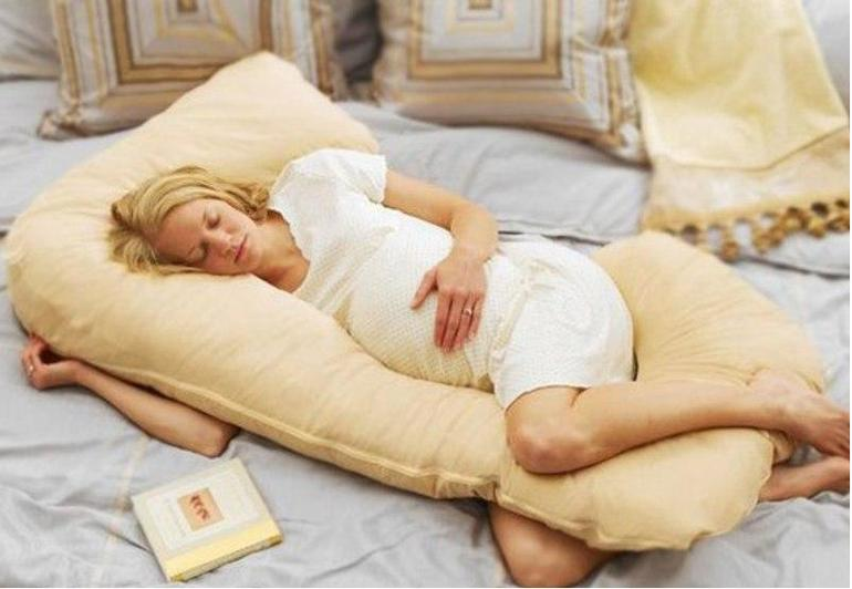 Во время беременности спать хочется постоянно