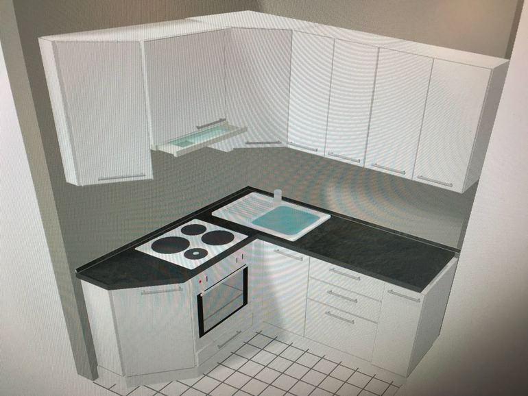 Изменила с соседом на кухне — 7