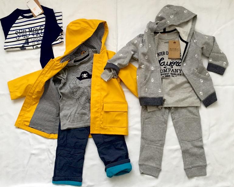 Одежда 3 года для мальчиков