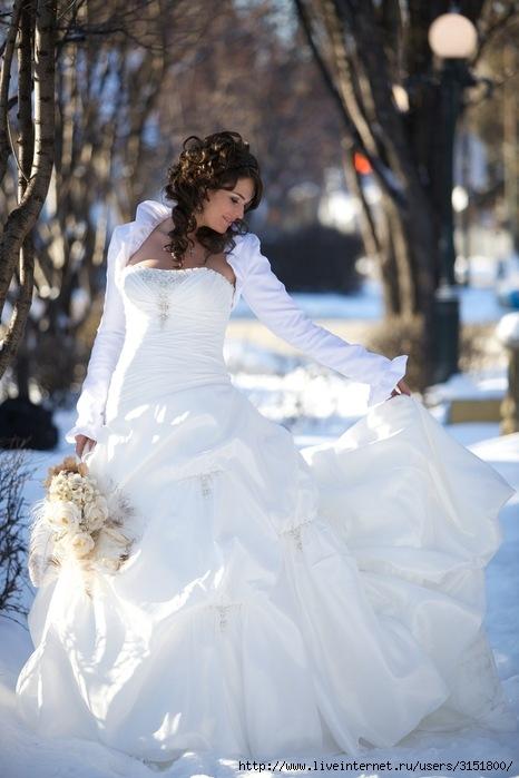 фото красивых невест