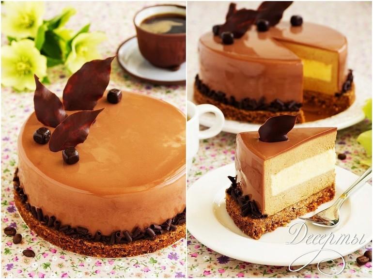 Наилучшие рецепты тортов с фото с пошаговым приготовлением