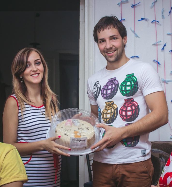 Торт для подруги на юбилей фото 2