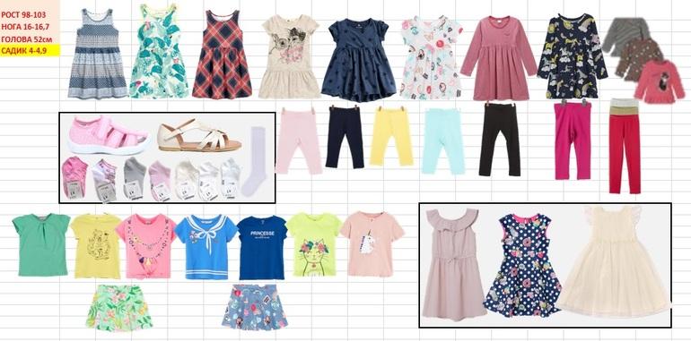 Одежда в садик для девочки - запись пользователя Саша (id1711065) в ... 43271acc772
