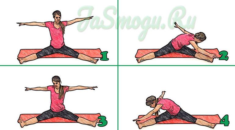 этой бездонной упражнения на полу с картинками этой стадии женщина