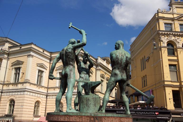 Детский Стокгольм июль 2015