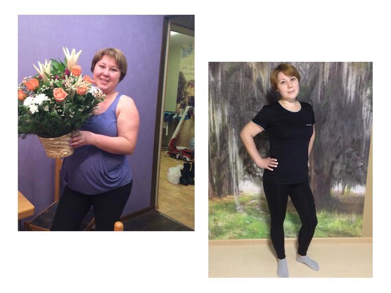 Моя история похудения дома