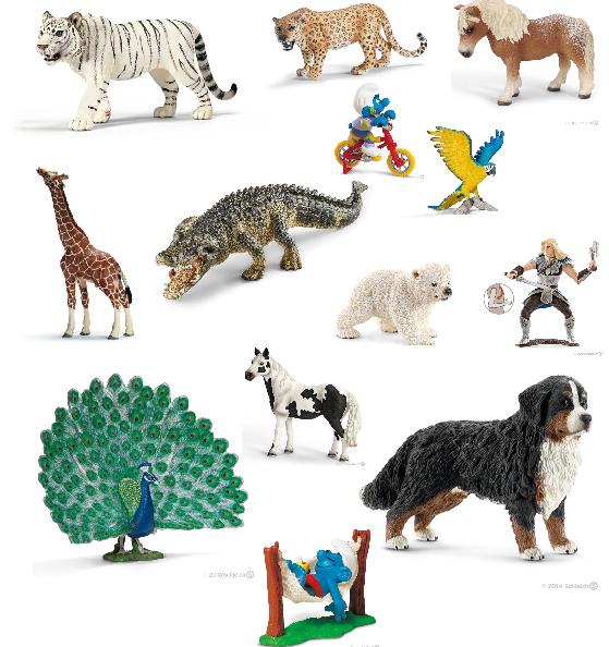 фото игрушек шляйх