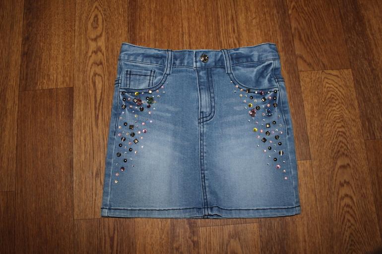 вязаные джинсы для малыша