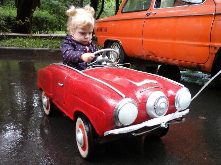 День автомобилиста 30 октября