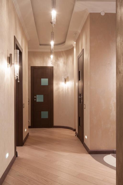 первые звездные коридор после ремонта в панельном доме фото весьма распространён