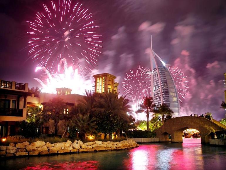 Дубайский фестиваль 2018